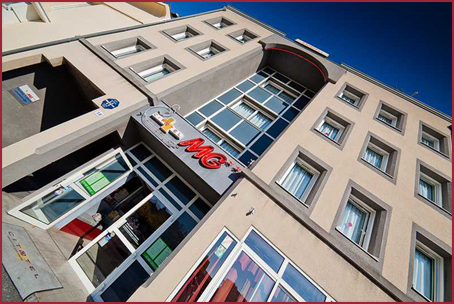 Hotels Clermont Ferrand
